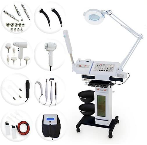 High Tech Micro Current Organic Technology - Microdermabrasion San Diego